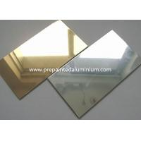 Buy cheap Interior Decoration Clad Aluminum Sheet For Lighting Luminaires And Curtain Wall from wholesalers