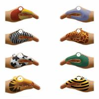 Buy cheap Cartoon Non Toxic Hand Tattoo Sticker For Kids Finger Child Glue from wholesalers