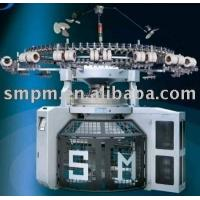 Buy cheap Double Jersey Four-Color Auto Striper Knitting Machine from wholesalers