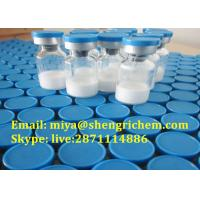 Buy cheap Lyophilized Hgh Human Growth Hormone For Anti Aging Bodybuilding Jintropin from wholesalers