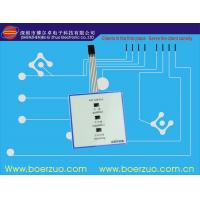 Buy cheap OEM Waterproof Membrane Metal Dome Switch keypads With 3m Adhesive from wholesalers