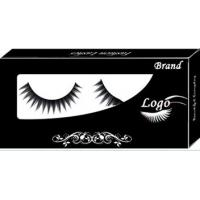 Buy cheap New arrival cheap real mink eyelash false eyelash with private label eyelash packaging from wholesalers