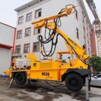 Buy cheap Concrete Spraying Machine with 0 to 15km/Hour Traveling Speed from wholesalers