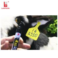 Buy cheap Non Toxic Permanent Marker Pen , Z Tag Marking Pen For Marking Indentification Tags from wholesalers