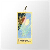 Buy cheap Etched Through Metal Bookmark from wholesalers