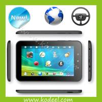 Buy cheap 7 inch tablet pc android 4.0 IPS capacitive touch screen Boxchip A10 processor from wholesalers