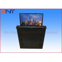 Buy cheap Retractable FHD Screen LCD Desk Monitor Lift  For Advanced Office System from wholesalers
