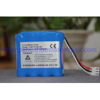 Buy cheap Hospital Equipment ECG Replacement Parts / Edan SE-3 - 2 unidades2 ECG Compatible battery FOR HYLB-102 from wholesalers