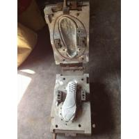 Buy cheap Used Pcu/ PVC Blowing/ EVA/ PVC/ Jelly Shoes Mold from wholesalers