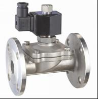 SS Stainless Steel Water Solenoid Valve Normally Open High Safety