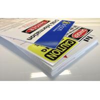 Buy cheap Screen printing Coroplast sign from wholesalers