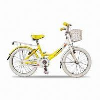 Buy cheap Children's Bicycle with 20-inch Type Frame, Steel BB Parts and Headset from wholesalers