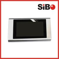 Buy cheap Wall Surface Mount 7 Inch No Buttons Android Touch Panel POE from wholesalers