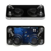 Buy cheap Removable Grey mini fling joystick Phone PC Game Controller For Apple iPhone from wholesalers
