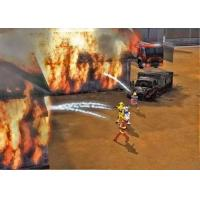 Buy cheap 3d Virtual Reality Software For Fire Drill Training / Virtual Training Systems from wholesalers