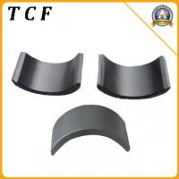 Buy cheap Arc ferrite magnet/wind generator magnet from wholesalers