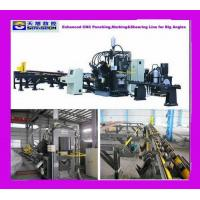 Buy cheap CNC PUNCHING, MARKING & SHEARING LINE FOR ANGLES (ENHANCED) from wholesalers