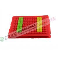 Wholesale Green Material LEGO IPad Silicone Cases For IPad 3 With Auto Standing / Sleeping Mode from china suppliers