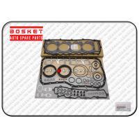 Buy cheap High Performance Isuzu Cylinder Gasket Set 5878171223 5-87817122-3 Engine Overhaul Kit product