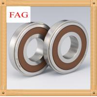 Single Row FAG Deep Groove Ball Bearing For Machine Tools OEM 6305 2RS 6305 ZZ C3 Manufactures
