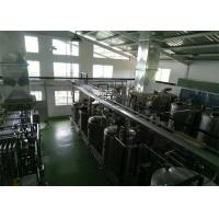 Wholesale Bottled Package Beverages Pasteurized Milk Processing Line , Milk Processing Machine from china suppliers