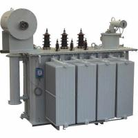 Buy cheap High Efficiency 400 KVA Electrical Power Transformer For Industrial Distribution System from wholesalers