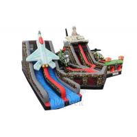 Buy cheap Military Rush Obstacle Course WSP-301/large slide and obstacle crossing from wholesalers