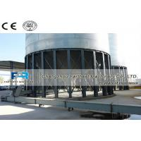 Buy cheap Chicken Feed Silo Grain Storage Systems Hot Galvanized Bolt Assembly from wholesalers