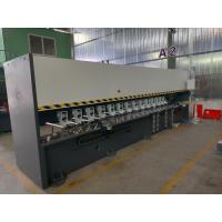 Buy cheap Special Sheet metal  CNC V Grooving Machine 4 axis Length Stainless Steel Decoration from wholesalers