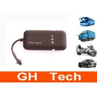 GPRS / GSM Portable GPS Tracking Device Mini with Relay Car Control Manufactures