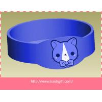 Buy cheap Promotional custom New fashion cheap colorful silicon wristband from wholesalers