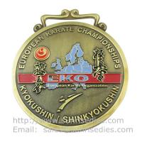 Buy cheap Personalized Metal medal manufacturer in China, custom enamel metal medallion maker, from wholesalers