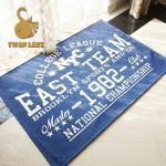 Buy cheap Anti - Skid Carpet Underlay Felt Washable Modern Design Chenille Jacquard Floor Carpet from wholesalers