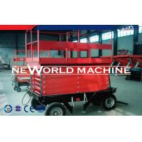 Wholesale 2m - 12m Hydraulic Scissor Lift  Vertical Hydraulic Lift Tables from china suppliers