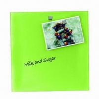 Wholesale Memo Board with Writing and Magnetic Function, Available in Various Sizes and Colors from china suppliers