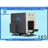 Buy cheap Dual View X Ray Luggage Scanner , Two Generator X Ray Baggage Inspection System from wholesalers