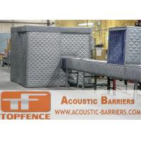 Buy cheap Temporary Acoustic Barriers For Noise Plant and Factory from wholesalers