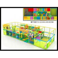 Buy cheap Plastic Used Commercial Soft Play Indoor Playground Equipment Prices from wholesalers