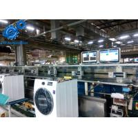 Buy cheap Automatic Washing Machine Assembly Line Accurate Stable Conveying Speed from wholesalers