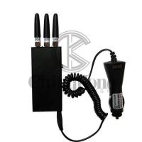 Buy cheap OEM Handheld Signal Jammer Portable Wifi Bluetooth 3g 4g Mobile Phone Blocker from wholesalers