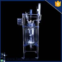 Best quality S212-80L Double-Layer Glass Reactor in Lab Instruments Manufactures