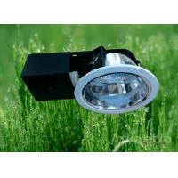Buy cheap IP22 220V 50Hz Aluminum / Steel downLight Bulb E27 Light Fitting Recessed  for Home from wholesalers
