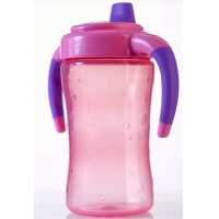 Buy cheap 2 Count Princess Pink 9 Month 9 Ounce Training Sippy Cup from wholesalers