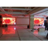 Buy cheap 4mm Pitch Indoor Full Color LED Display Screen 4mm Pitch with Novastar System from wholesalers