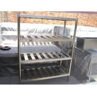 Collapsible Truck Tyre Stainless Steel Storage Metal Shelves For Warehouse Rack Systems