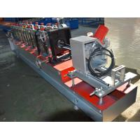 Buy cheap 12-15m/min Chain Drive Storage Rack  Support Upright Making  Machine / Pallet Rack Making Machine Customized from wholesalers