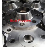 Buy cheap A350 LF2 Anti Rust Oil Carbon Steel Forged Flanges  Connecting Pipes And Pumps from wholesalers