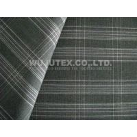 Buy cheap T/R Spandex fabric Small Herringbone Weave  Polyester Rayon Fabric for Suit, Trousers from wholesalers