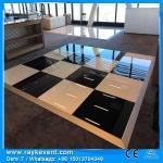 Buy cheap RK 16*16ft decorative interactive dance floor dance floor mats from wholesalers
