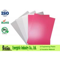 Wholesale Thermoforming PVC Plastic Sheet Natural White / 1220 x 1830mm from china suppliers